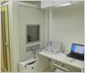 聴力測定は個室化して、診察室の裏に作りました。